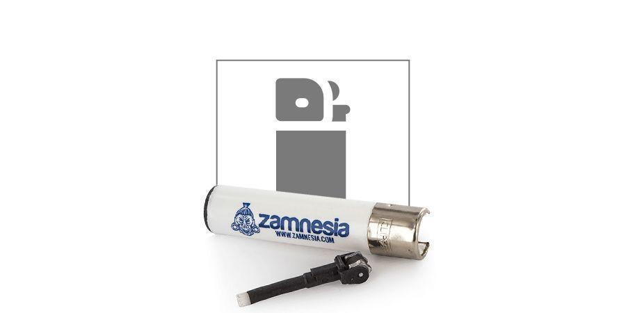 Encendedor Clipper Zamnesia