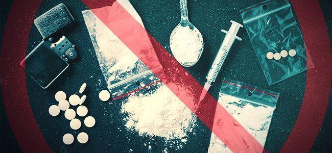 NO MEZCLES DROGAS