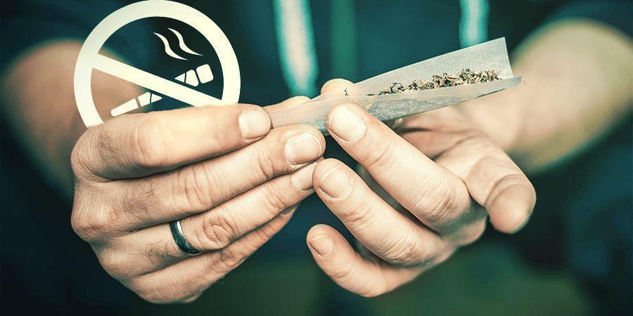 Fumarlos Los Tallos De Marihuana