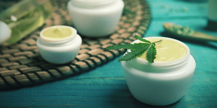 Tallos De Marihuana: Cremas
