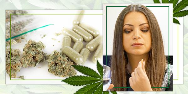 Haz Píldoras De THC