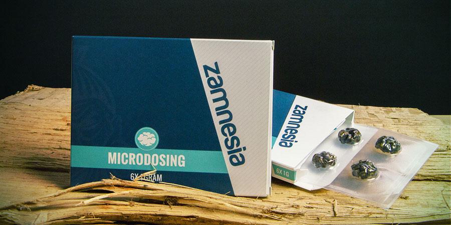 Microdosificación De Setas Mágicas
