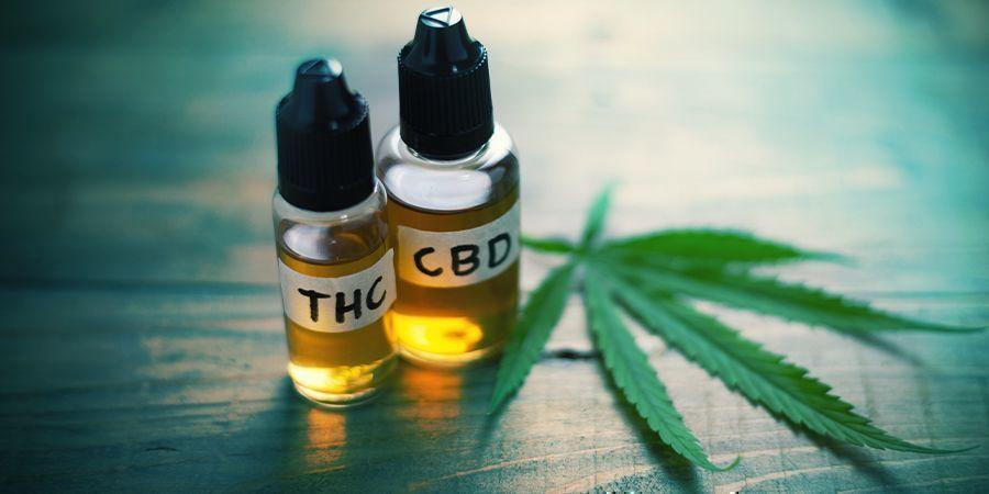 DIFERENCIAS ENTRE EL CBD y EL THC