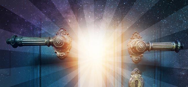 "Un ""Portal"" Para El Budismo?"