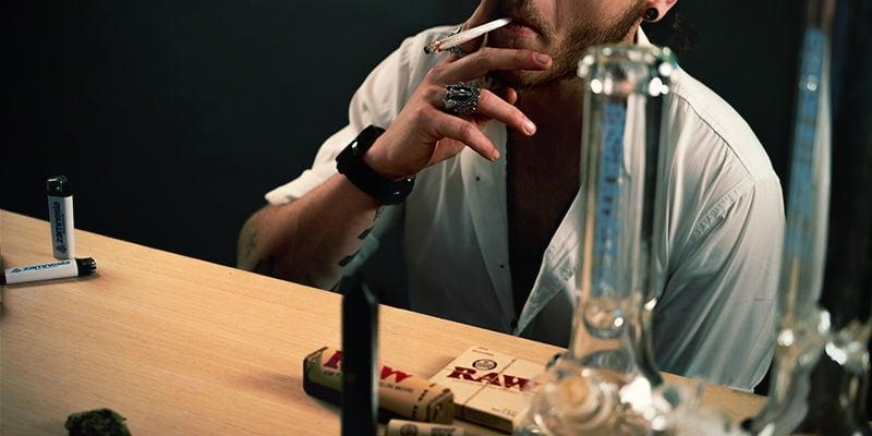 Caladas De Marihuana