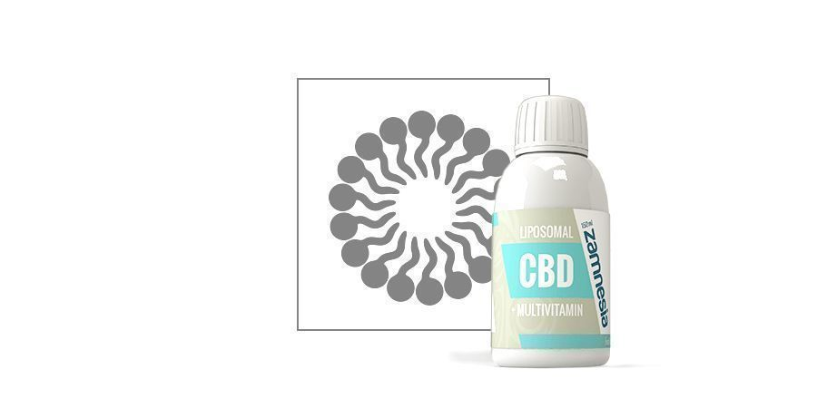Multivitamina Liposomal + CBD