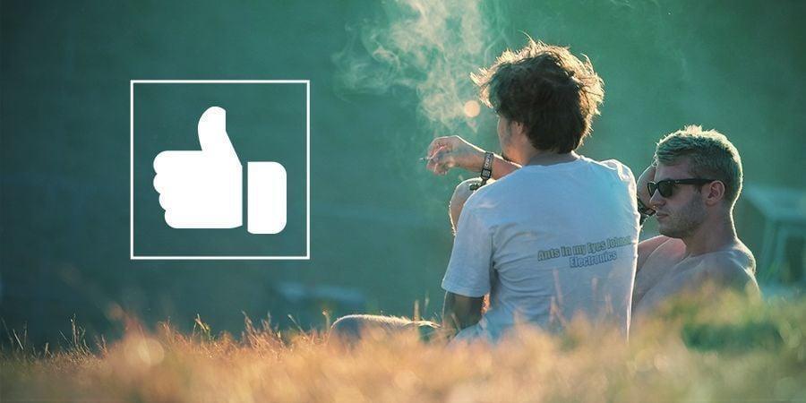 Sé Un Fumador Relajado