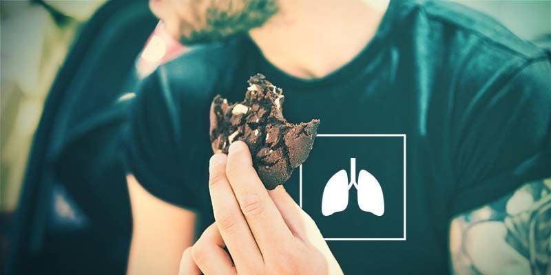 Comestibles De Marihuana: Menos Perjudicial Para Los Pulmones