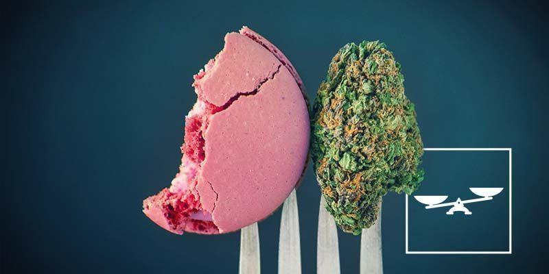 Comestibles De Marihuana: La Ingesta Es Más Difícil De Controlar