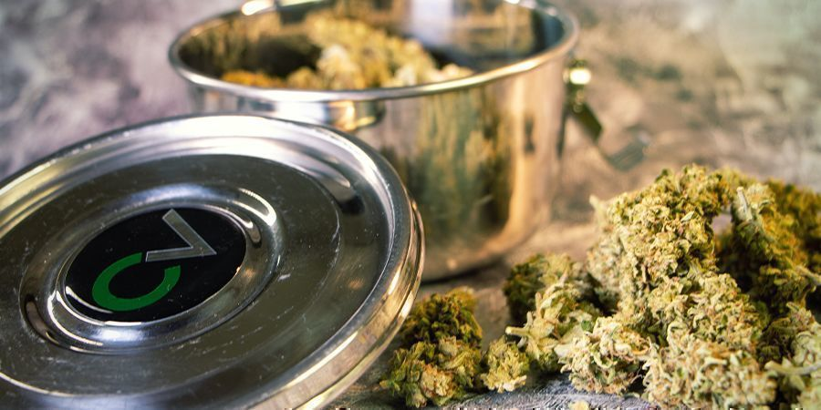 Rehidratan Los Cogollos De Marihuana: Humidificadores De Cannabis