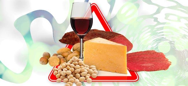 Alimentos Que Se Deben Evitar IMAOs