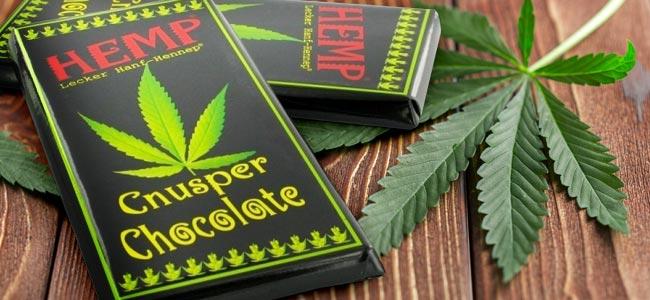 Hazte Con Dulces Con Sabor A Marihuana