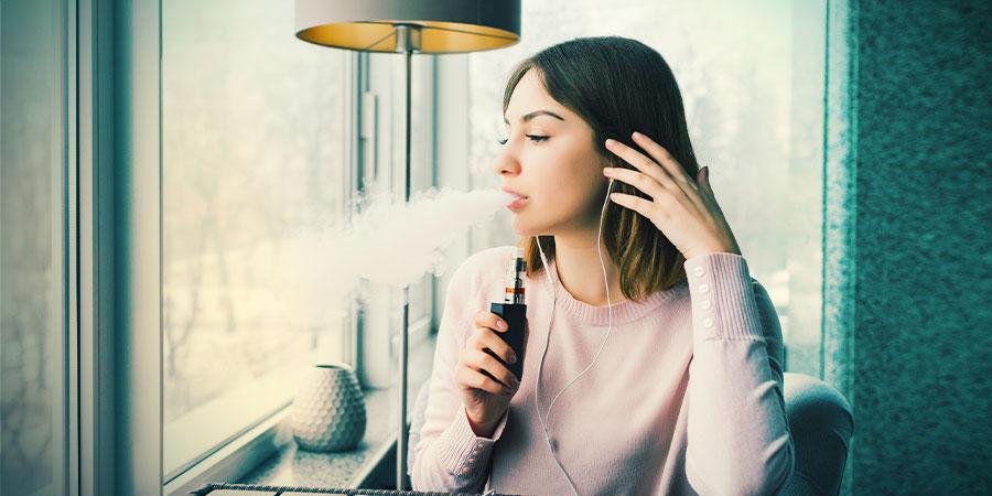 Usar Un Vaporizador En Vez De Fumar