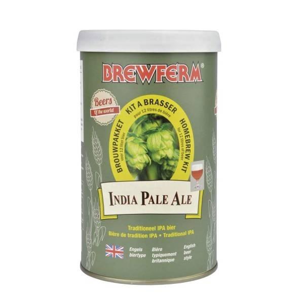Kit De Cerveza Brewferm IPA(12l)