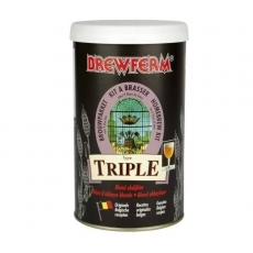Kit De Cerveza Brewferm Triple (9l)