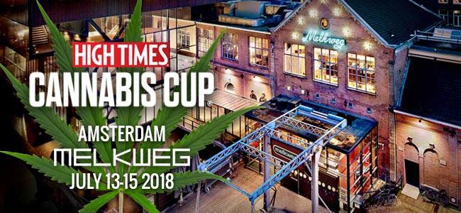 High Times Cannabis Cup En Amsterdam