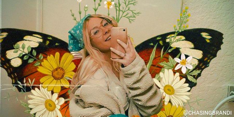 Top Mujeres Influencers Cannábicas En Instagram: @chasingbrandi
