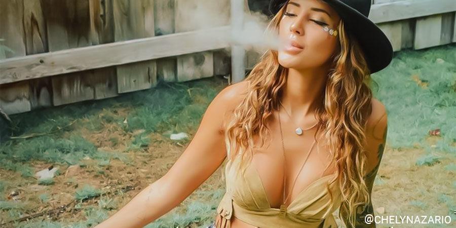 Top Mujeres Influencers Cannábicas En Instagram: @chelynazario