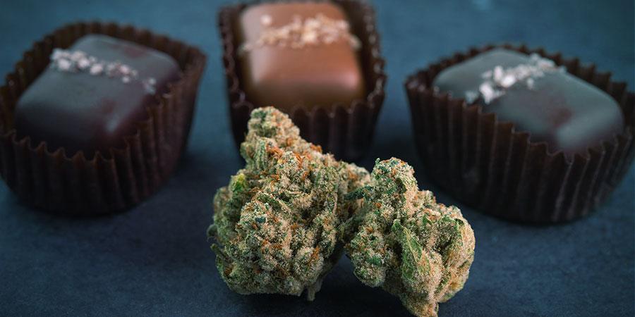 Comer Cannabis Medicinal: Comestibles