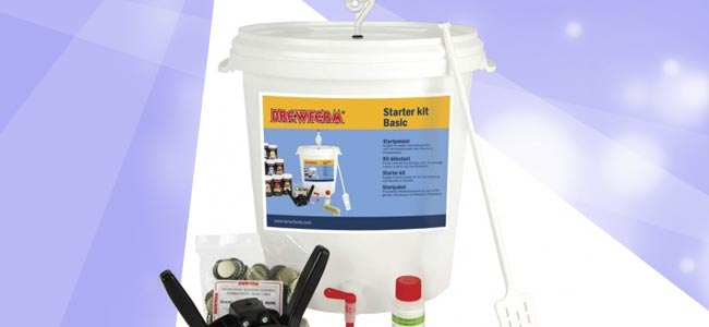 Brewferm Starter Kit Basic