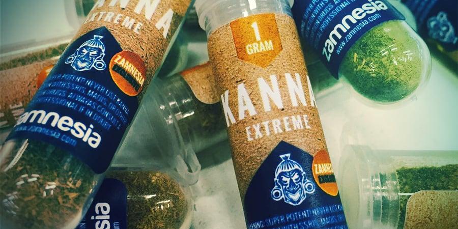 Consumir Kanna - Extractos Y Tinturas