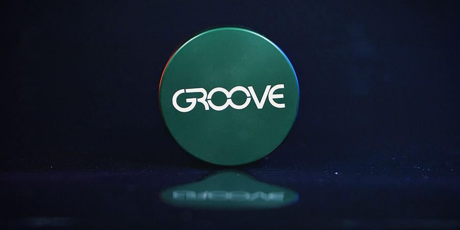 Grinder Metálico Groove Medium De Aerospaced
