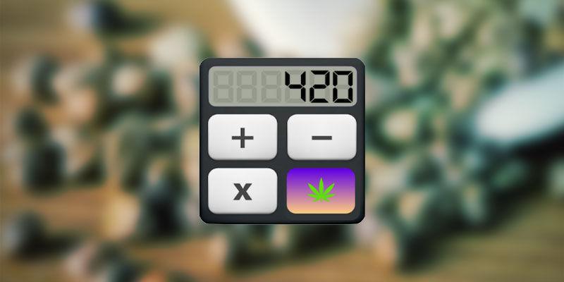 Cannalator: Calculadora De Marihuana Para Comestibles De THC