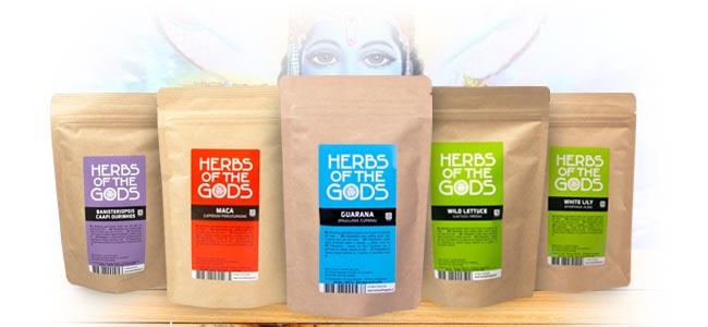 Herbs Of The Gods ¿qué ofrecen?