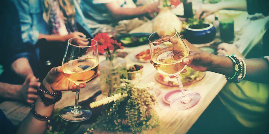 Asiste A Un Festival Gastronómico