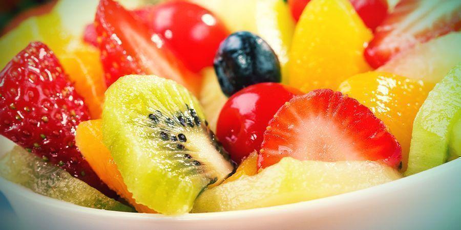 Sustituye Los Snacks Por Fruta Fresca