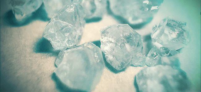 Dabbing Cristalino Y Cristales De Thc