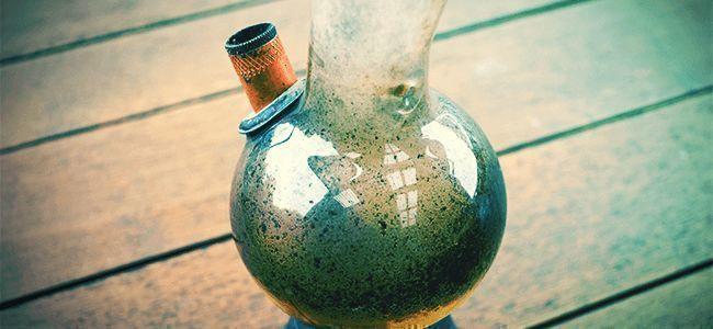 Errores Del Fumeta: Limpiar Tu Material