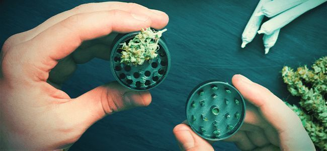 Errores Del Fumeta: No Tener Un Buen Grinder