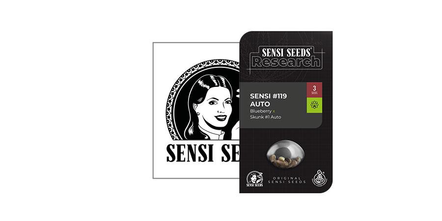Sensi 119 AUTO (Sensi Seeds Research)