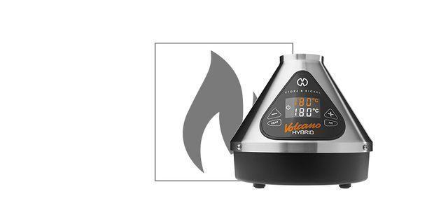 VOLCANO Hybrid vaporizador