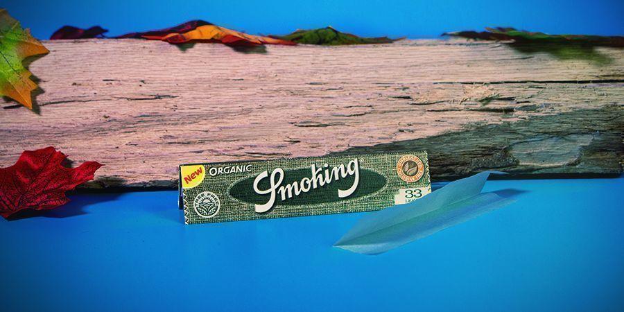 Papel De Liar Smoking Orgánico King Size