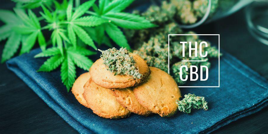 ¿Qué Diferencia Hay Entre Los Comestibles De Cannabis Con CBD Y Con THC?