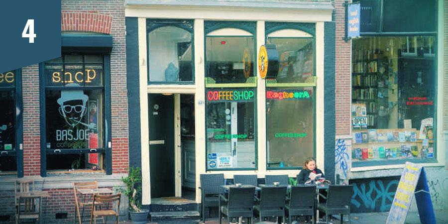 Coffeeshop Bagheera Amsterdam