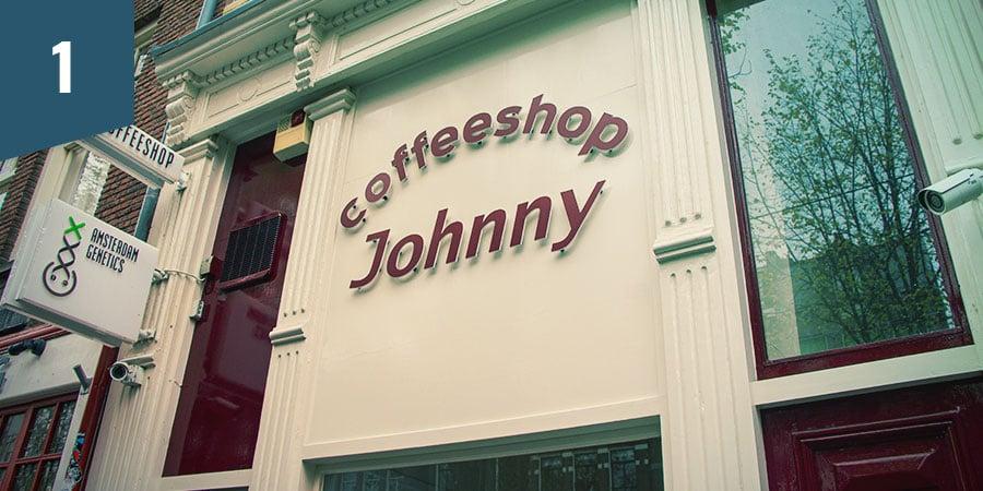 Coffeeshop Johnny Amsterdam - Mejores Productos CBD