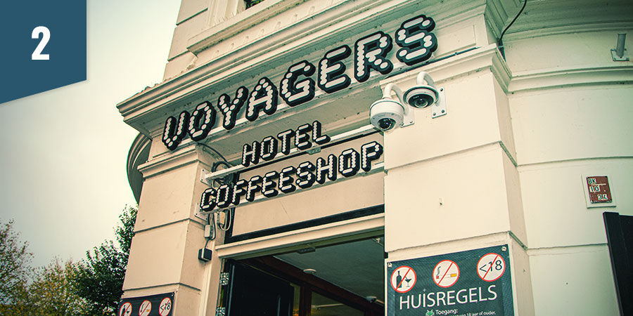 Voyagers Coffeeshop Amsterdam - Mejores Productos CBD
