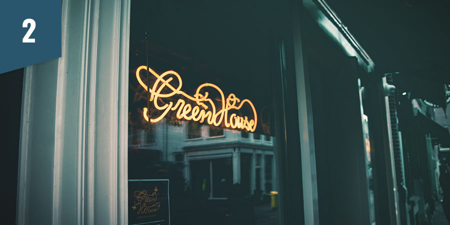 GREEN HOUSE COFFEESHOP AMSTERDAM