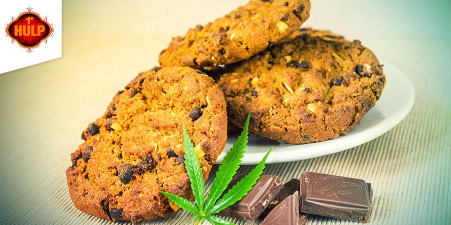 Coffeeshop 1e Hulp Amsterdam - Comestibles De Cannabis