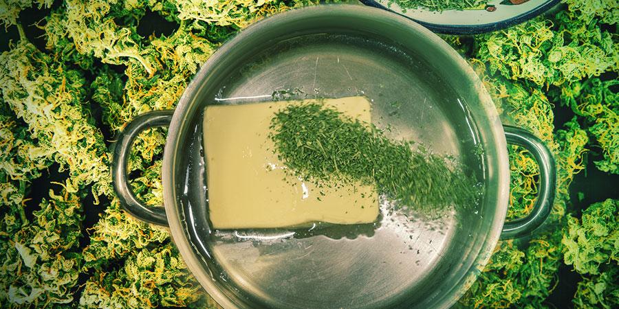 Haz Tus Propios Comestibles Con Marihuana