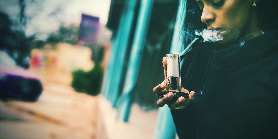 ¿Qué Es Un Bubbler De Marihuana?
