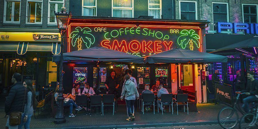 Lugares Para Fumar En Ámsterdam: Coffeeshops