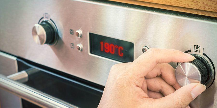 Cocinar Con Temperaturas Demasiado Altas
