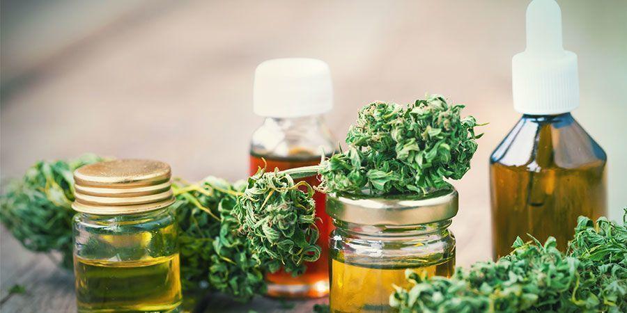Combinar El CBN Con Otros Cannabinoides