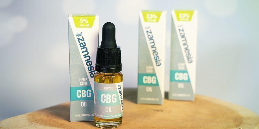 ¿Qué Es El Aceite De CBG?