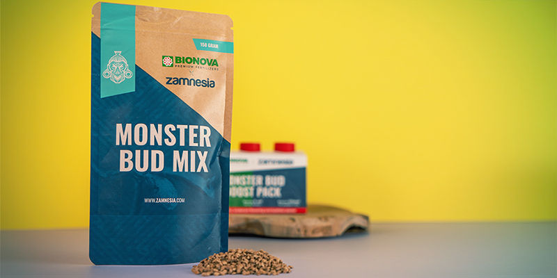 Monster Bud Mix Y Monster Bud Boost Pack