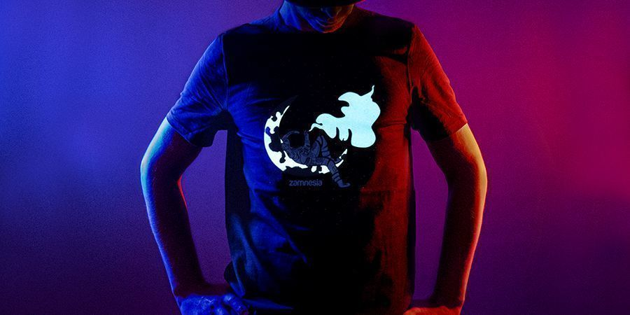 Camiseta Zamnesia